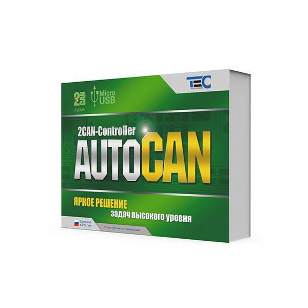 Купить контроллер AutoCAN-F v6