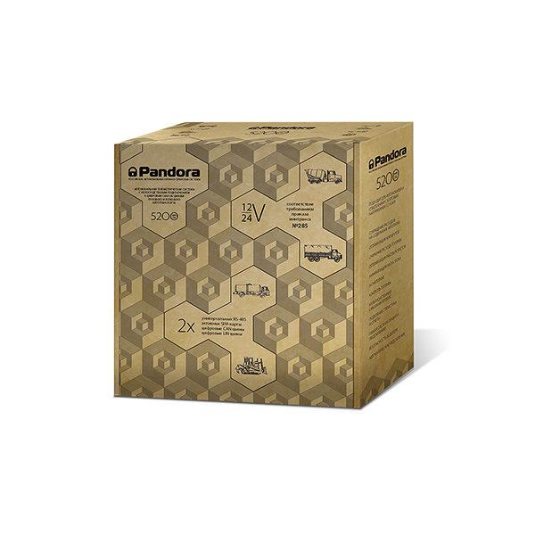 Модуль Pandora DX 5200