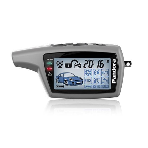 Купить Брелок-LCD DXL-077 grey