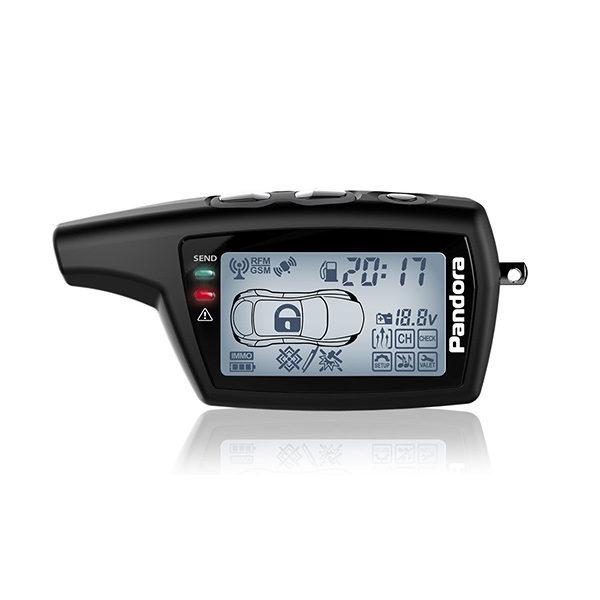 Купить Брелок-LCD DXL-078 black