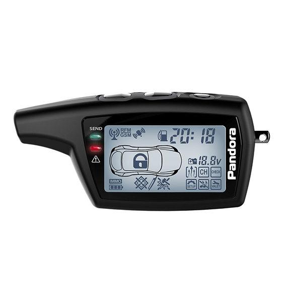 Купить Брелок-LCD DXL-079 black