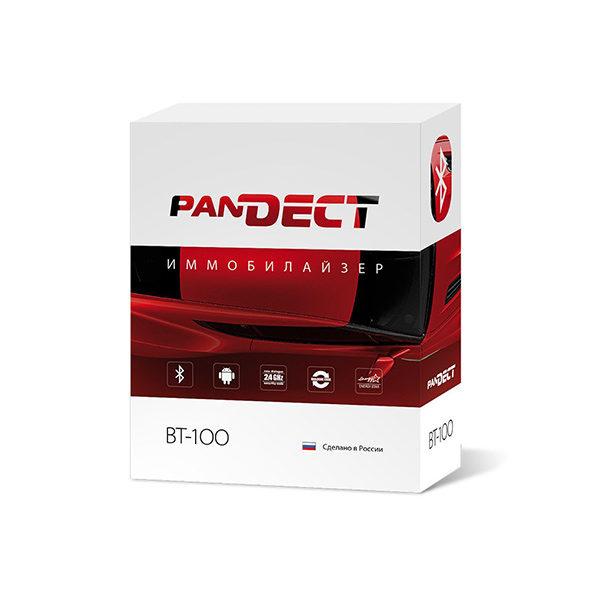 Купить иммобилайзер Pandect BT-100
