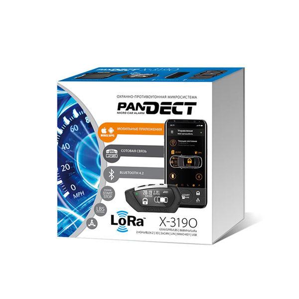 Автосигнализация Pandect X-3190L