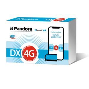 Автосигнализация Pandora DX 4G