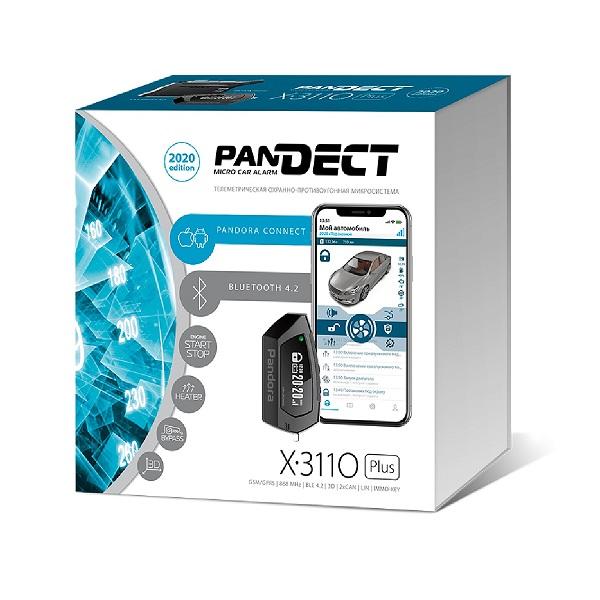 Автосигнализация Pandect X-3110 plus