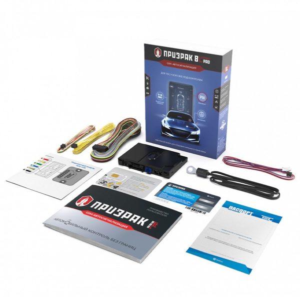 Сигнализация Призрак 8L Smart PRO купить